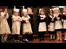mollie s preschool thanksgiving program