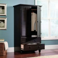 armoire cool black wardrobe armoire design wardrobe closet home