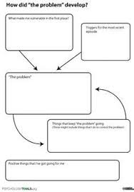 cbt worksheets in spanish therapy ideas pinterest in