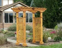 garden arbor plans wooden arbor arbor simple wooden arbor plans newsfx club