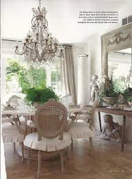 Best French Decor Images On Pinterest French Style Country - French country dining room chairs