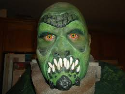 Killer Croc Halloween Costume Killer Croc Batman Arkham 4 Steps