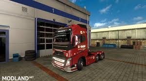 truck volvo 2013 volvo fh16 2013 ohaha reworked 19 5r mod for ets 2
