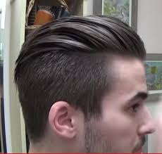 side view of pulled back hair in a bun best 25 slicked back hairstyles ideas on pinterest slick back
