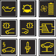 bmw service symbols meaning bmw service tool
