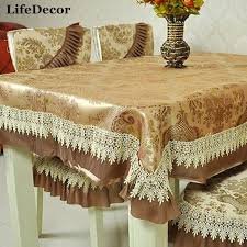 chair back covers fashion cloth dining table cloth chair pad cushion tables and