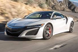 honda supercar 2017 acura nsx pricing for sale edmunds
