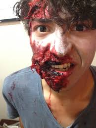 get your zombie on simple steps to perfect zombie makeup alaska