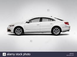 volkswagen sedan 2010 2010 volkswagen cc sport in white drivers side profile stock