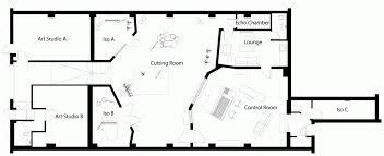 Studio Plans by Floor Plan Room 17