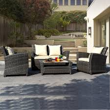 Rattan Patio Furniture Sets by