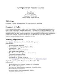 Resume Objective Receptionist Career Objective Example For Receptionist