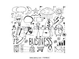 doodle name jc doodle business doodles black and white stock photos images