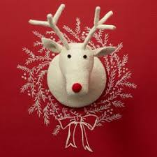 Christmas Reindeer Head Wall Decoration by 784 Best Faux Taxidermy Images On Pinterest Faux Taxidermy