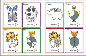 free fraction worksheets edhelper com