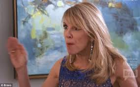 kristen taekman haircut real housewives of new york city s ramona singer confronts kristen