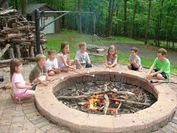 Backyard Campfire 17 Amazing Backyard Fire Pits To Gather Around