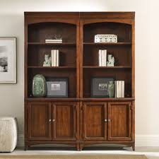 Coaster Corner Bookcase Hooker Home Office Furniture Wayfair