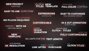 videohive frame titles free after effects template free after