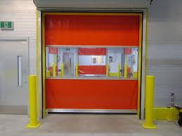 Industrial Overhead Door by Industry Protection Cetra Security