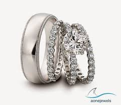 cheap his and hers wedding rings 20 best his and hers wedding rings images on bridal