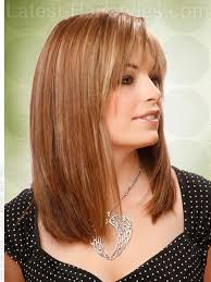 lob haircut with bangs 41 bob with bangs hairstyle ideas trending for 2018
