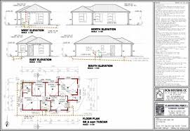 house plans south africa uncategorized 3 bedroom double storey house plan modern in good