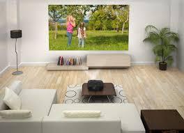 Beamer Im Wohnzimmer Leinwand Kaufberatung In 6 Schritten Zur Richtigen Beamer Leinwand