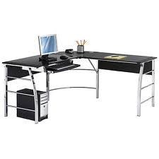 Realspace Magellan Collection L Shaped Desk Contemporary Corner Desks L Shaped Desks Office Furniture Ebay