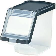 storage bins small bathroom storage containers countertop ideas