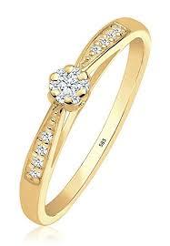 verlobungsring stuttgart diamore damen stapelring verlobungsring 585 gelbgold diamant 016