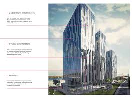 property investment in x1 media city manchester uk plans example studio apartment