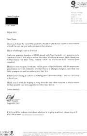 charity donation letter thank you thank you twitter irish hospice foundation dingy pub advertisements