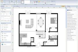 make a floor plan create house floor plans with free home act