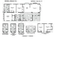 schult modular home floor plans timberland manufactured 6432 701 excelsior homes west inc
