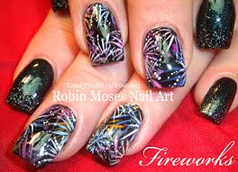 free hand nail art toturial fantasy butterflies subscribe and show me if you try this new years eve party nail