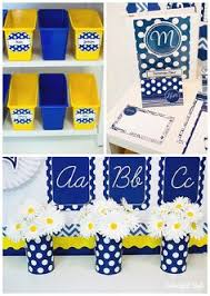 Classroom Theme Decor Really Cute Classroom Themes I Really Wanted To Do A Yellow And