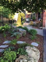 gate on north backyard ideas no cheap the before sink holes and