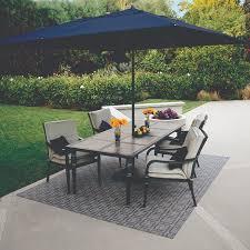 Indoor And Outdoor Furniture by Treasure Garden Indoor Outdoor Rugs Summer House Patio