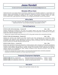 office administrator sample resume office administrator resume 3