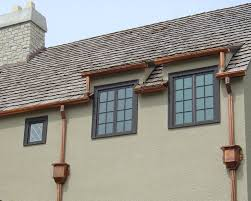 decor tips cool faux brick siding and downspout gutter also