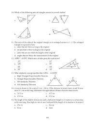 grade 9 mathematics module 6 similarity