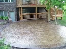 Color Concrete Patio by 69 Best Pool Renovation Images On Pinterest Patio Ideas Stamped
