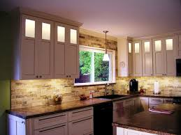 how to install lighting your kitchen cabinets hardwired led lighting system inspired led