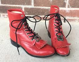 womens boots unique unique boots etsy