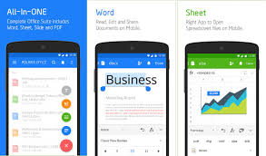 android office top 5 best office app for android 2017