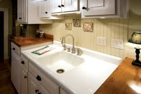 Size Of A Kitchen Sink Kitchen Kitchen Sink With Drainboard With Glorious Bathroom How