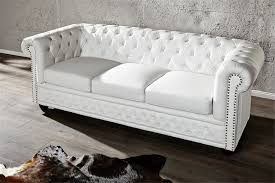 canapé chesterfield blanc canape chesterfield blanc