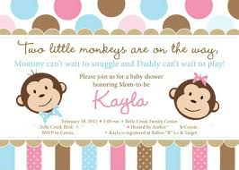 baby shower monkey how to host a monkey baby shower building our story