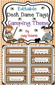 Desk Name Tags by Best 25 Classroom Name Tags Ideas On Pinterest Desk Name Plates